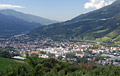 Bressanone / Brixen in the Val d'Isarco